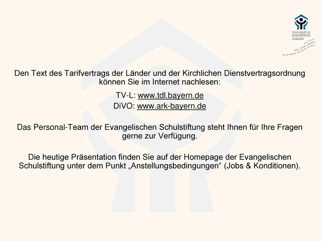 DiVO: www.ark-bayern.de