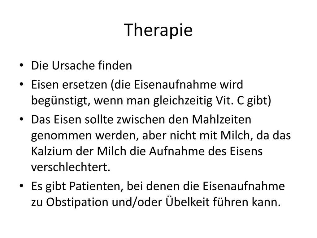 Therapie Die Ursache finden