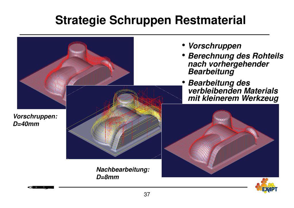 Änderungsprogrammierung auf Basis der EXAPT-Objekttechnik