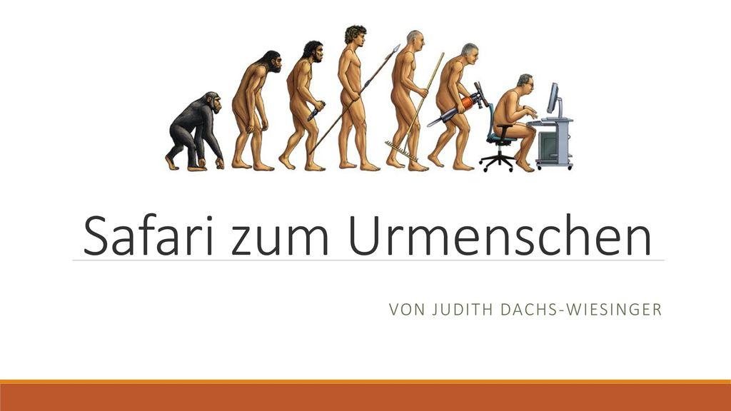 Von Judith Dachs-Wiesinger