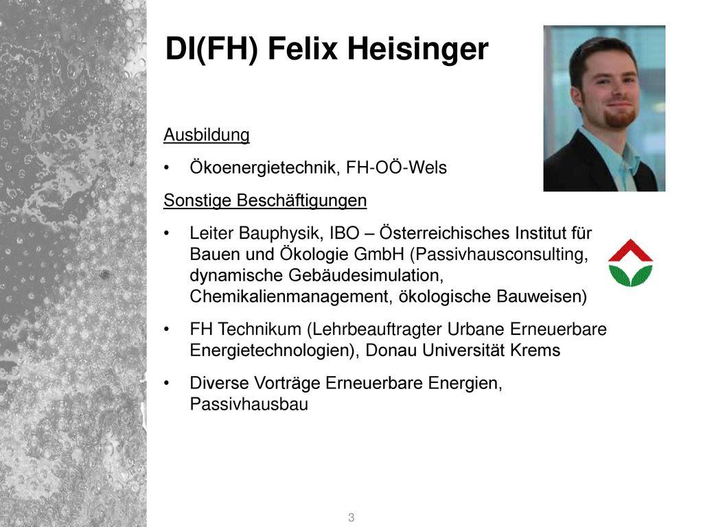 DI(FH) Felix Heisinger