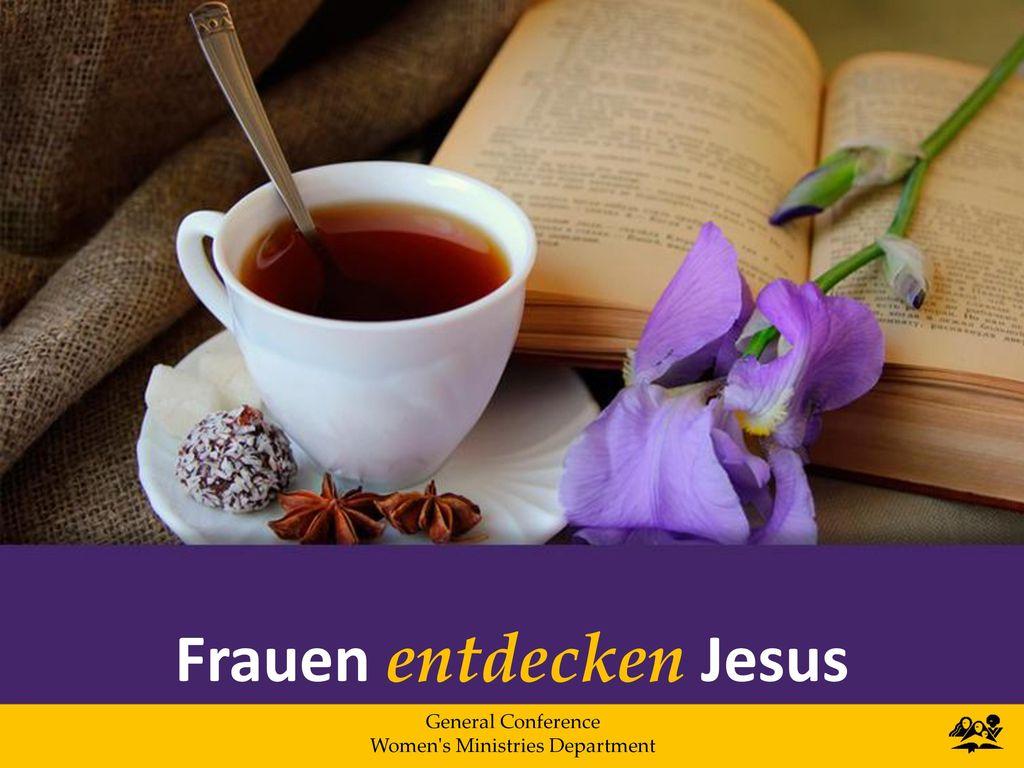 Frauen entdecken Jesus