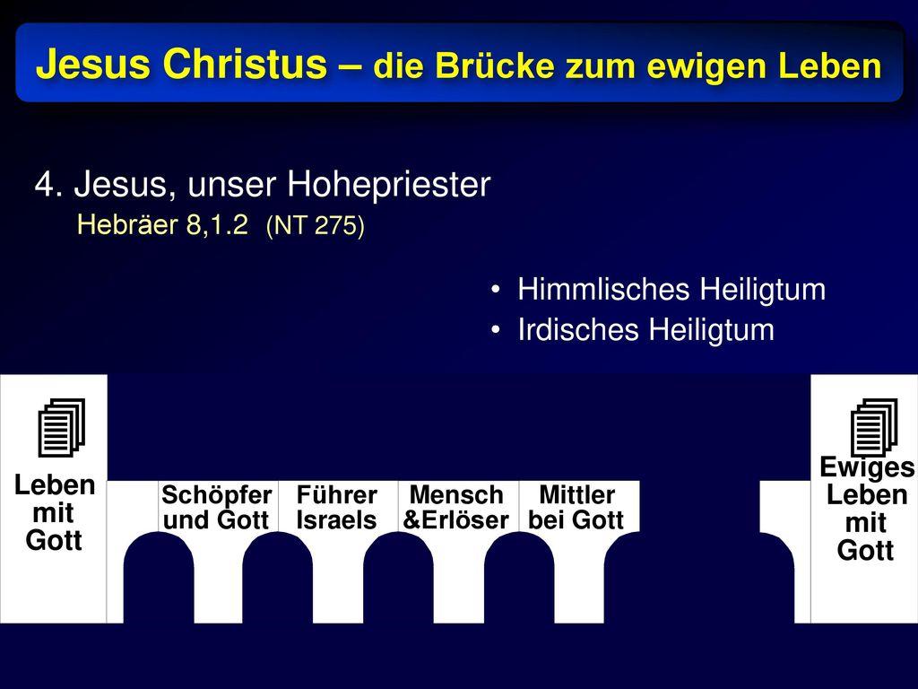 Jesus Christus – die Brücke zum ewigen Leben
