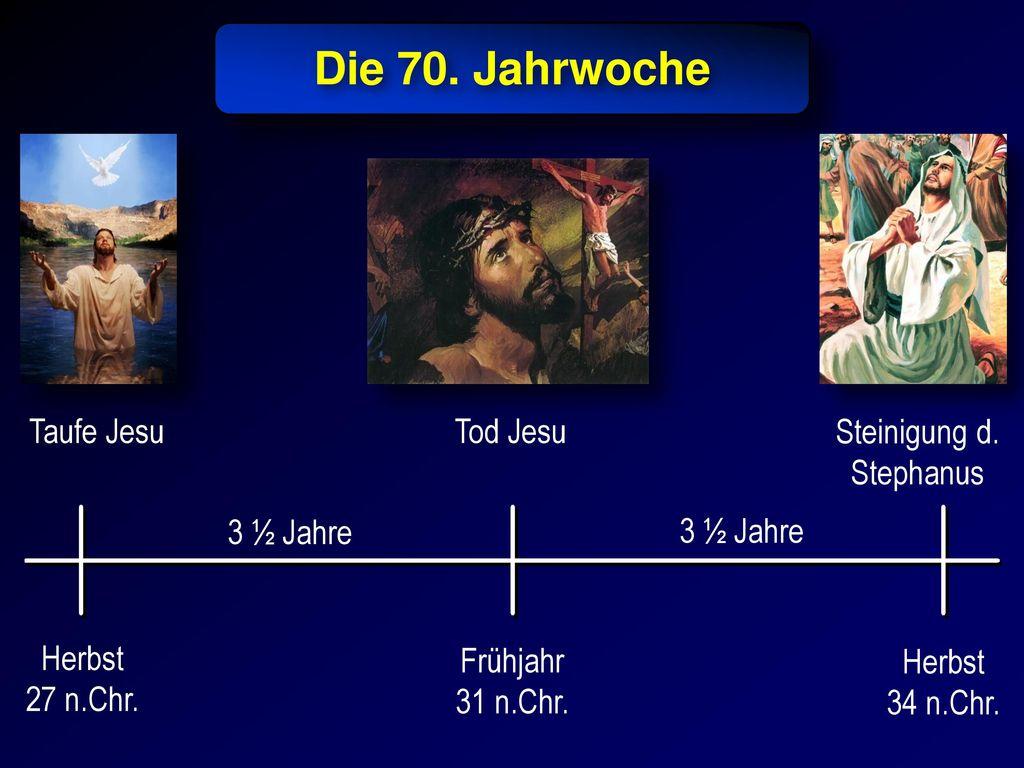 Steinigung d. Stephanus
