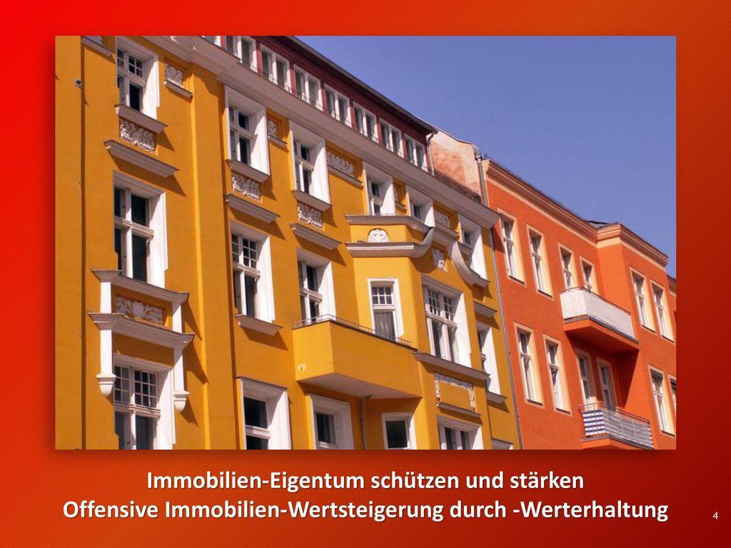 Immobilien-Eigentum schützen und stärken