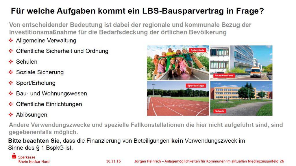 10.11.16 Jürgen Heinrich – Anlagemöglichkeiten für Kommunen im aktuellen Niedrigzinsumfeld