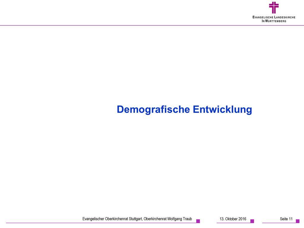 Evangelischer Oberkirchenrat Stuttgart, Oberkirchenrat Wolfgang Traub