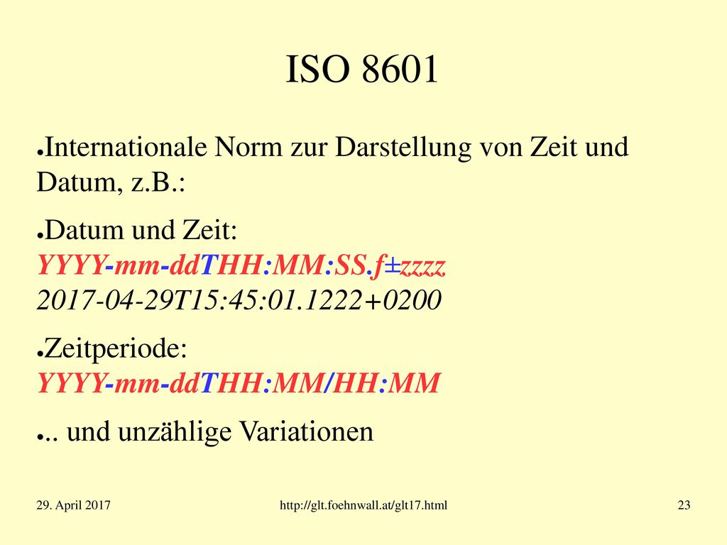 Unix- bzw. Posix-Zeit Anzahl der Hundertstelsekunden seit dem 1. Januar 1970, 00:00 Uhr UTC.