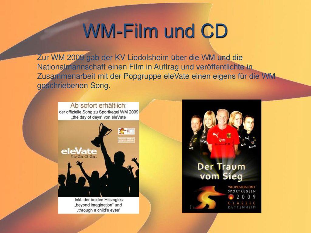 WM-Film und CD