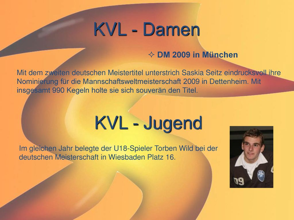 KVL - Damen KVL - Jugend DM 2009 in München