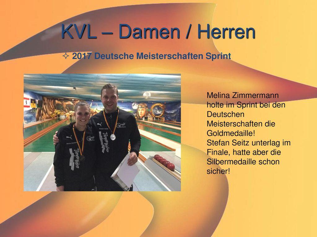 KVL – Damen / Herren 2017 Deutsche Meisterschaften Sprint