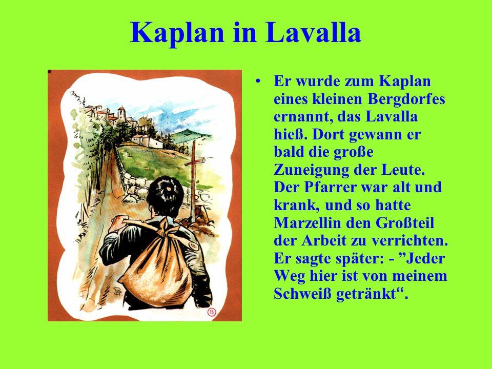 Kaplan in Lavalla