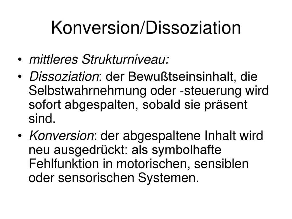 Introjektion und Identifikation