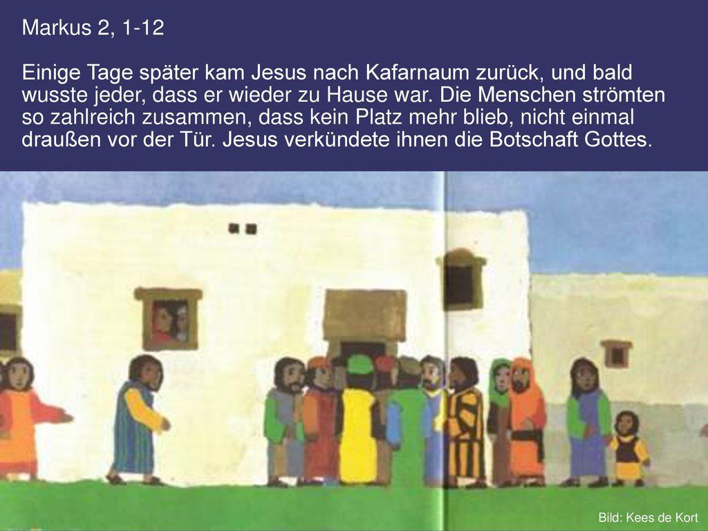 Markus 2, 1-12