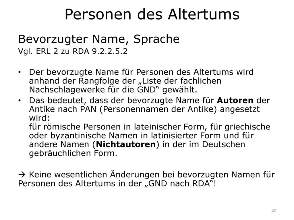 Personen des Altertums