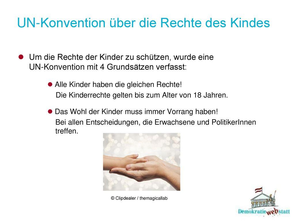 UN-Konvention über die Rechte des Kindes