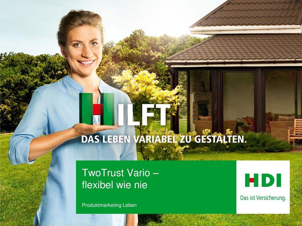 TwoTrust Vario – flexibel wie nie