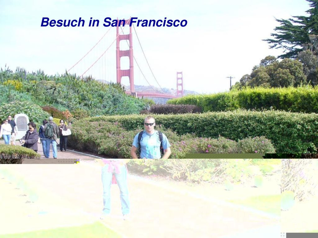 Besuch in San Francisco