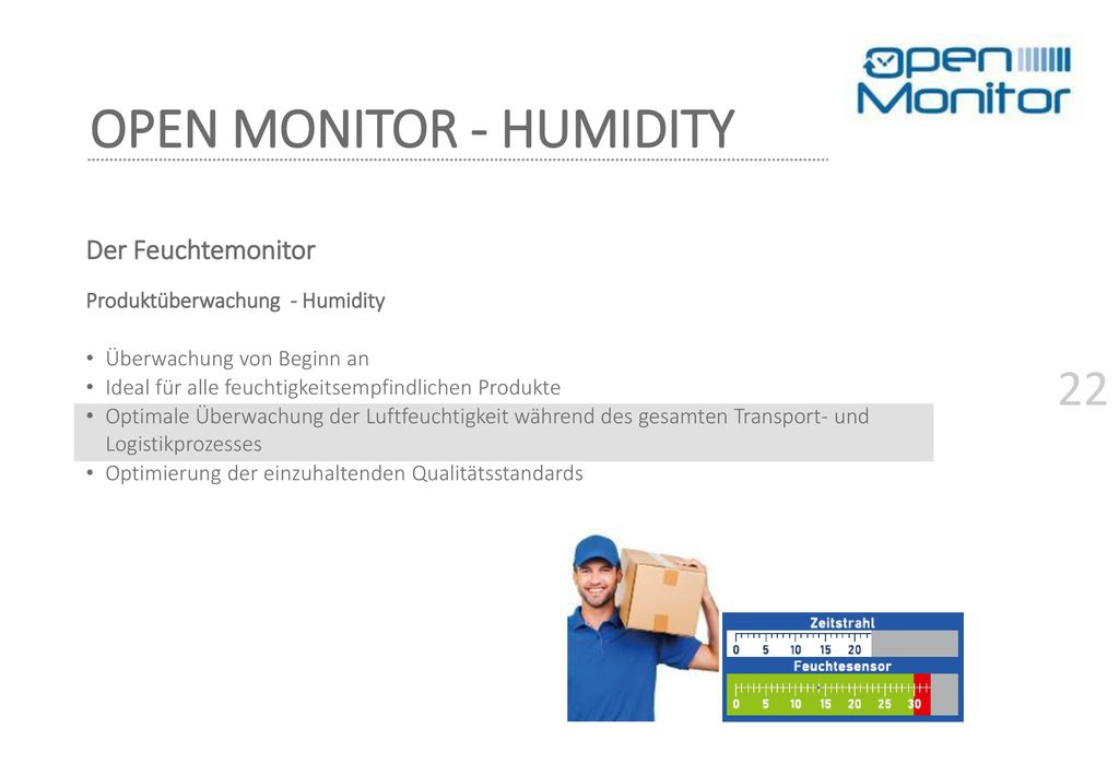 OPEN MONITOR - HUMIDITY