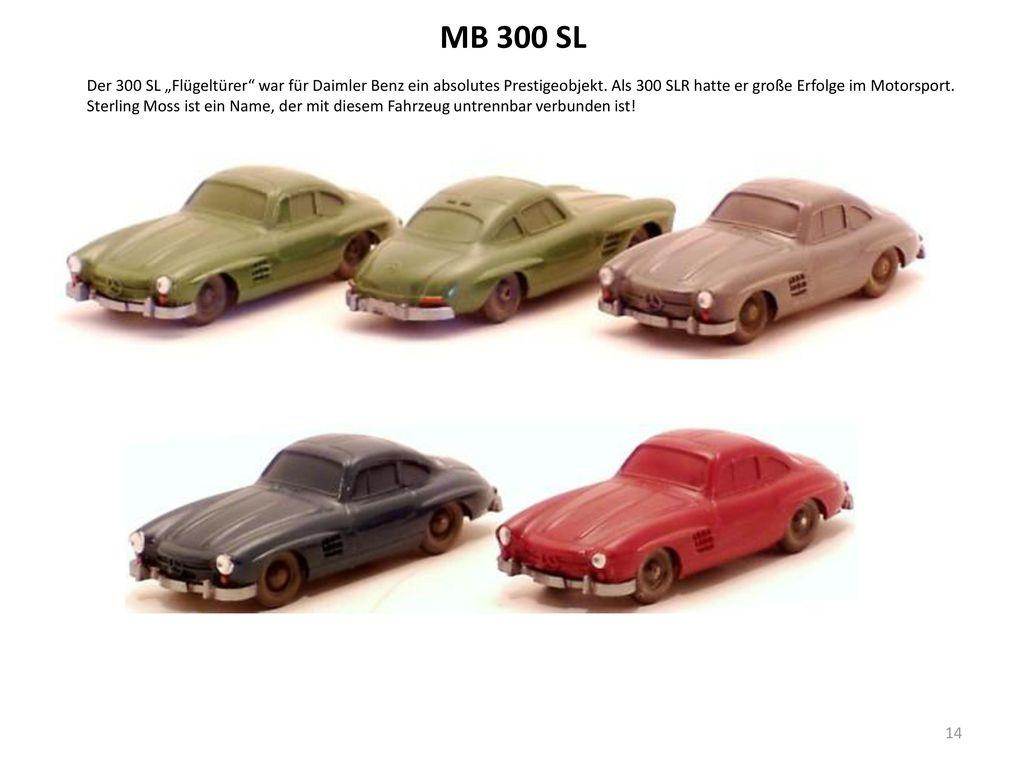 MB 300 SL