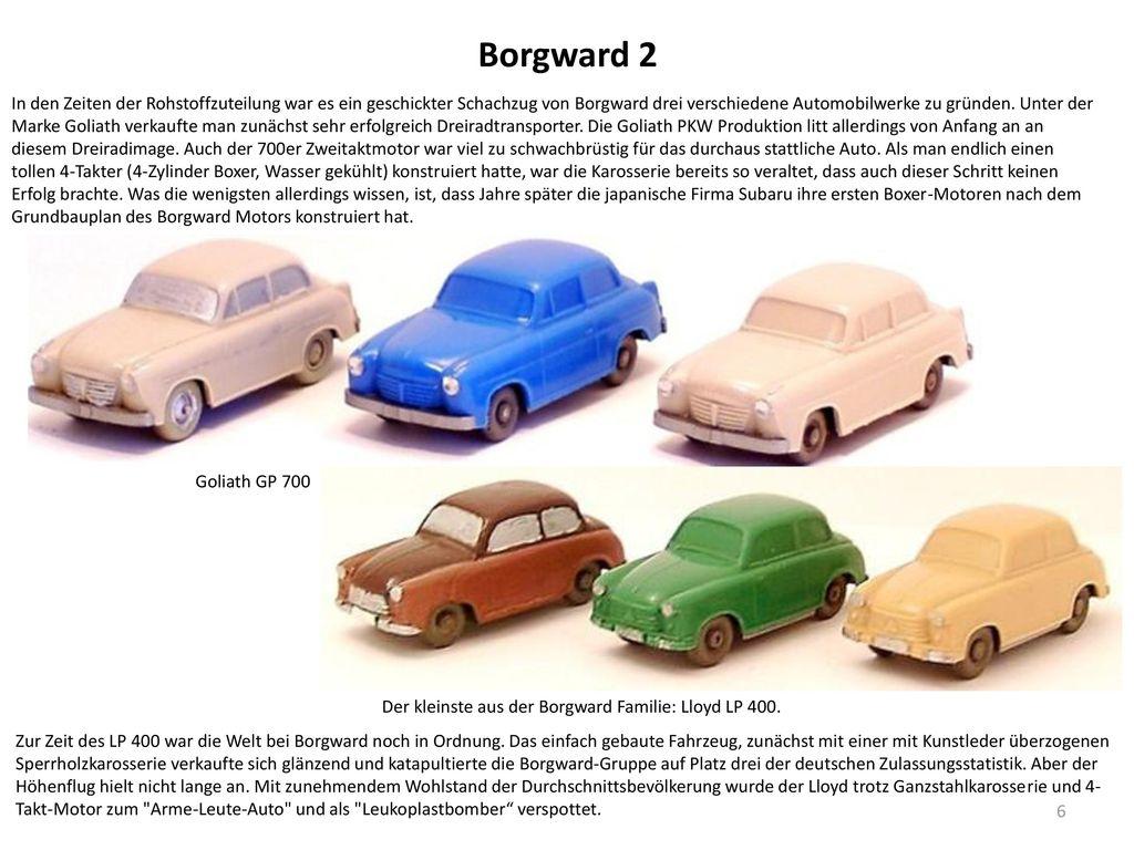 Borgward 2