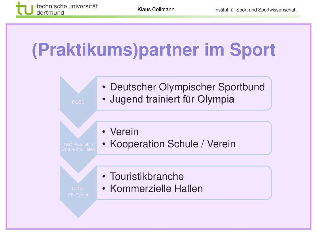 TSC Eintracht / Schule am Hafen