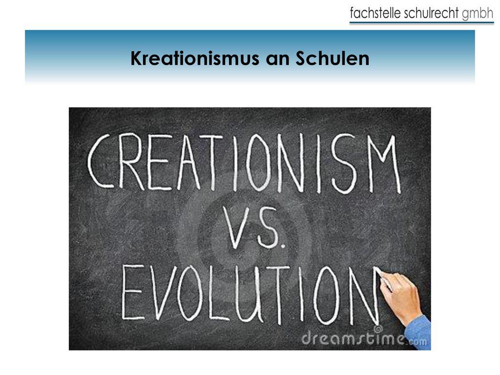Kreationismus an Schulen