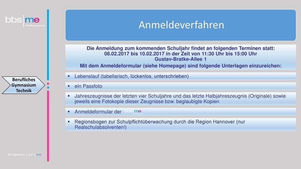 """""""Verweildauer im Beruflichen Gymnasium"""