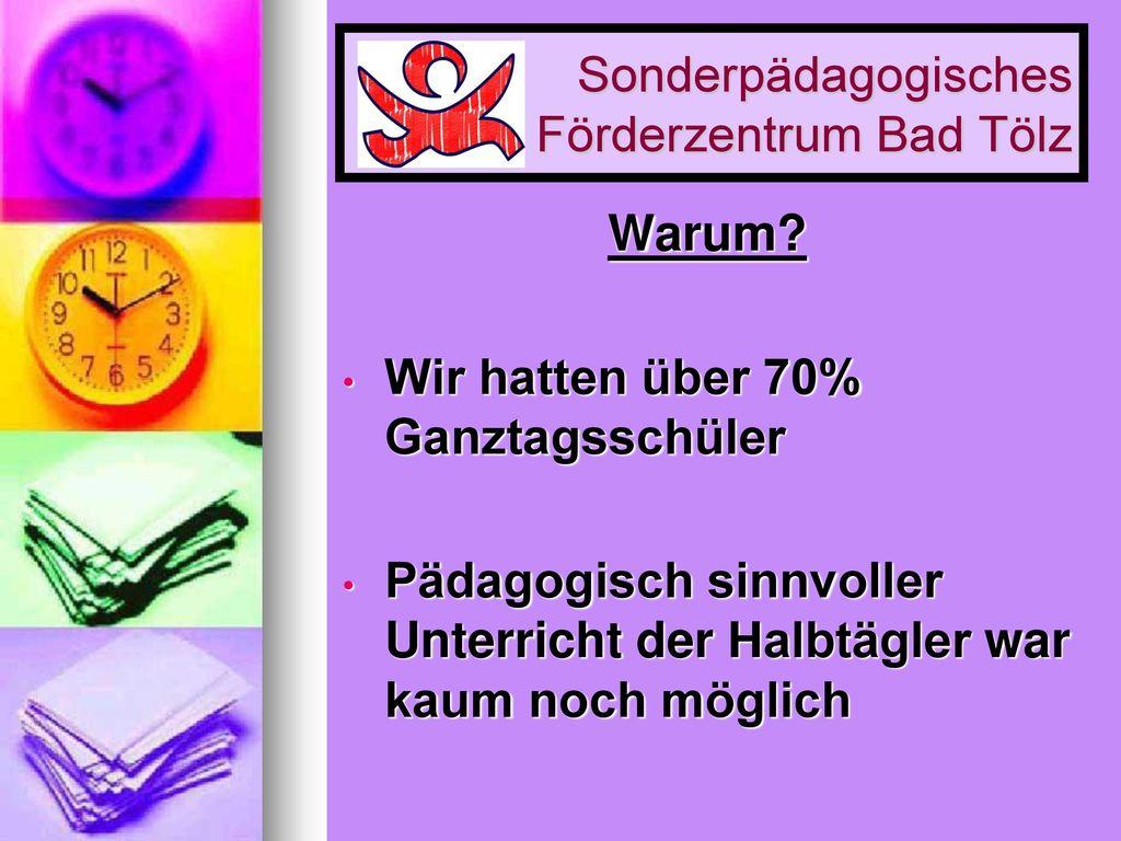 Sonderpädagogisches Förderzentrum Bad Tölz