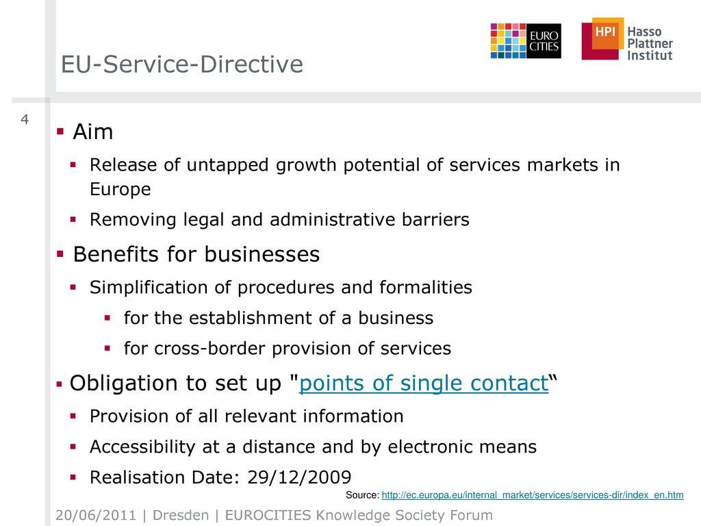 EU-Service-Directive