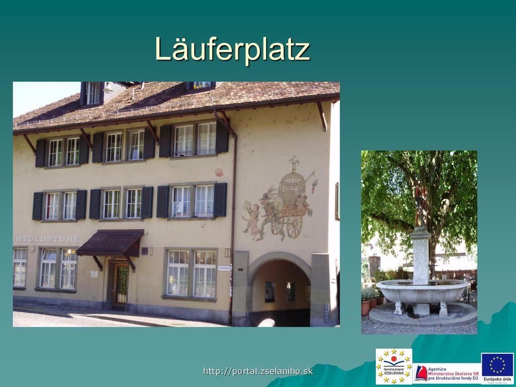 Läuferplatz http://portal.zselaniho.sk
