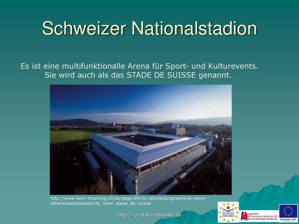 Schweizer Nationalstadion