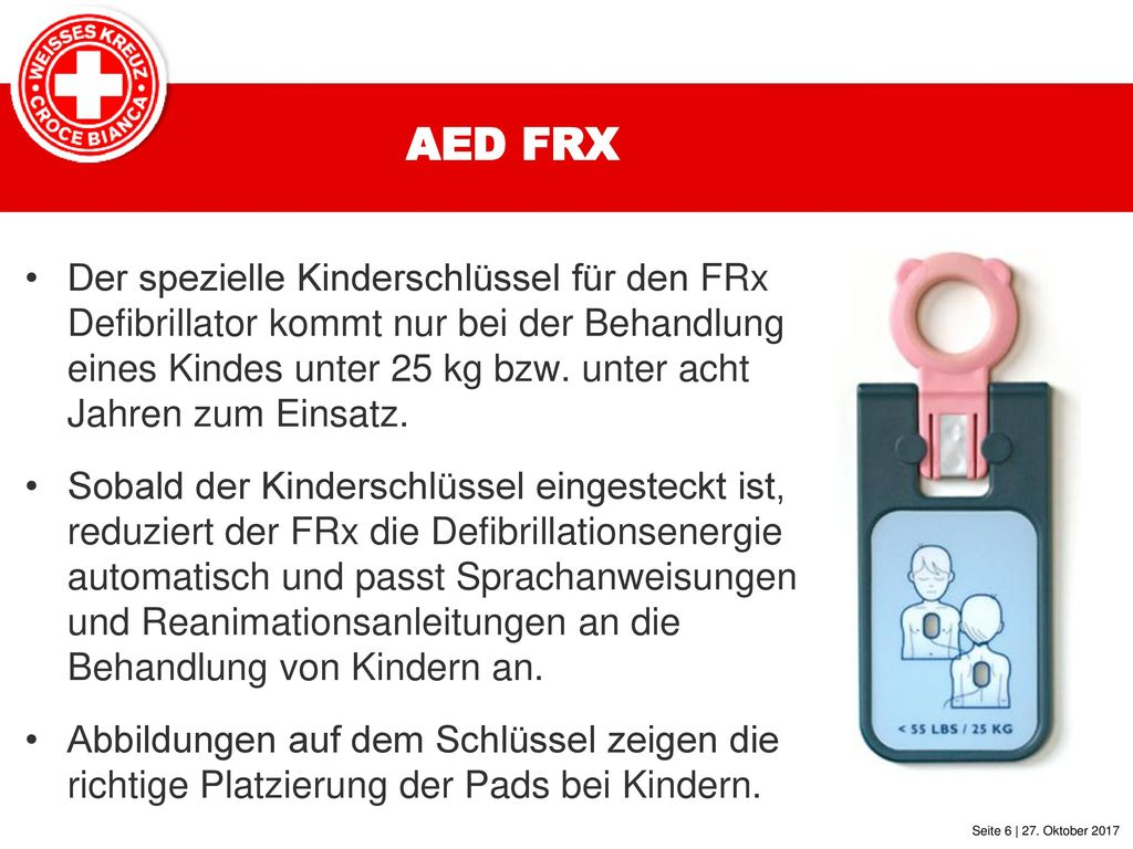 AED FRX