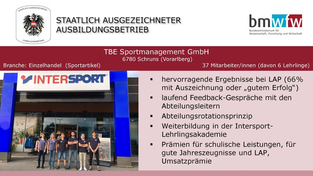 TBE Sportmanagement GmbH