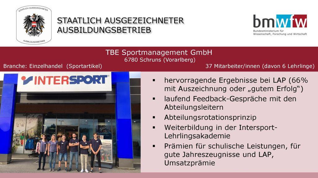 TBE Sportmanagement GmbH