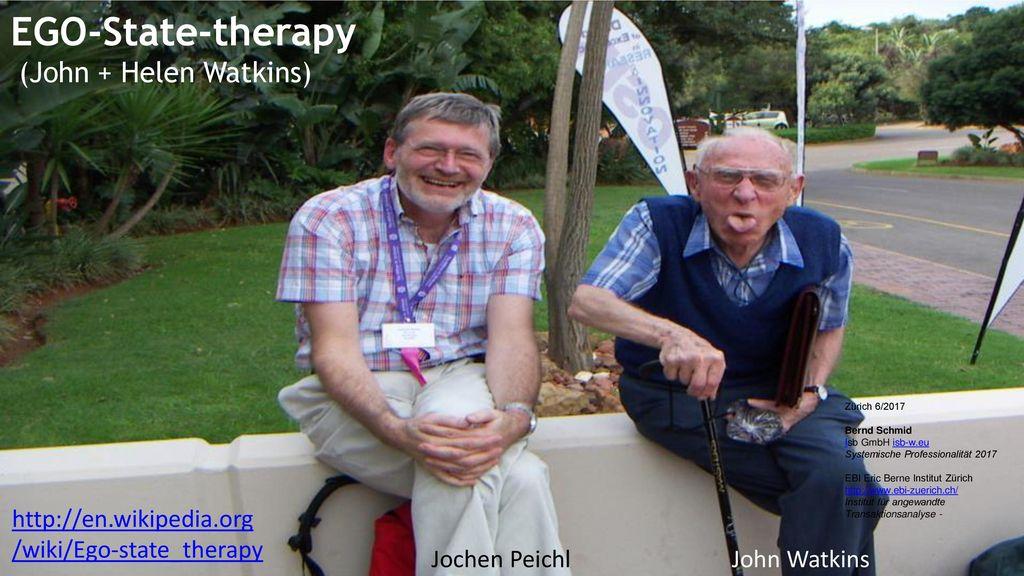 EGO-State-therapy (John + Helen Watkins)