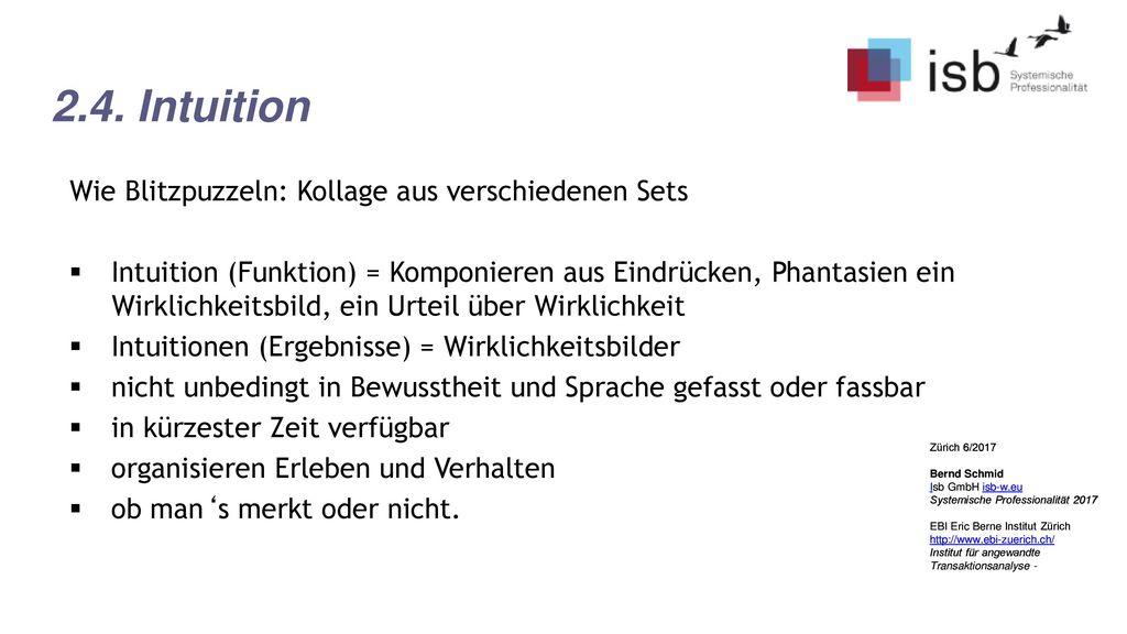 2.4. Intuition Wie Blitzpuzzeln: Kollage aus verschiedenen Sets