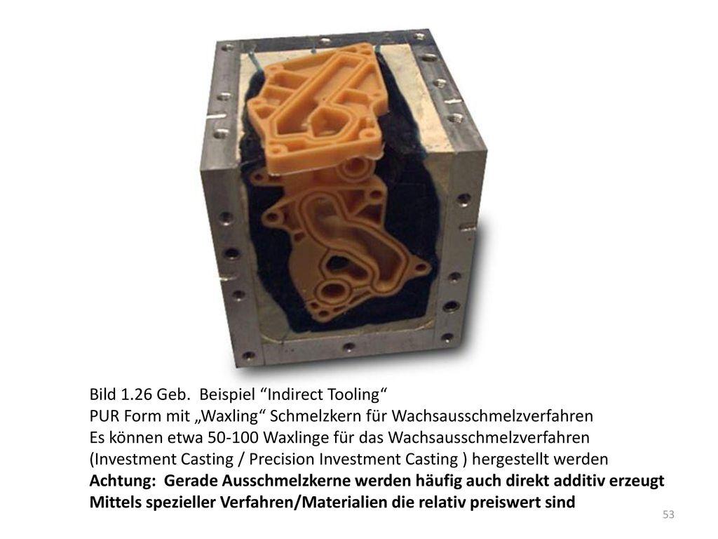 Bild 1.26 Geb. Beispiel Indirect Tooling