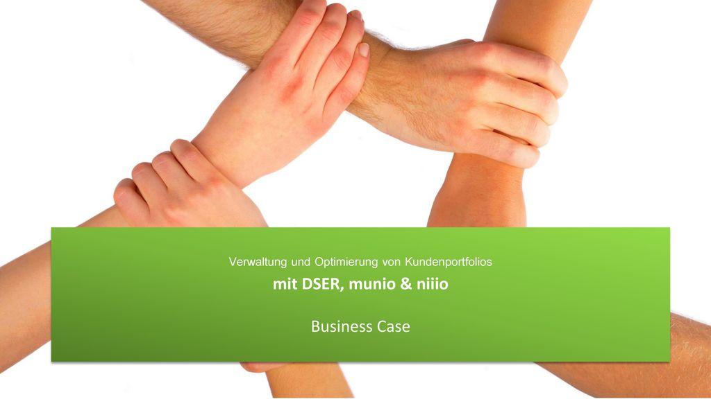 Verwaltung und Optimierung von Kundenportfolios
