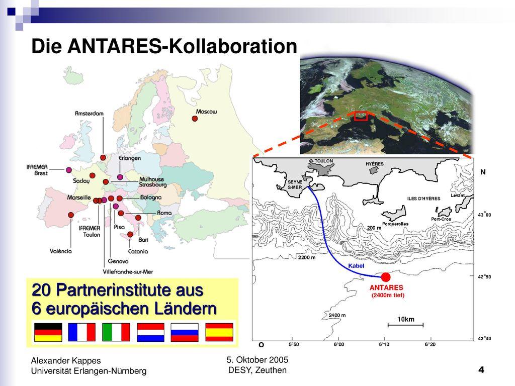 Die ANTARES-Kollaboration