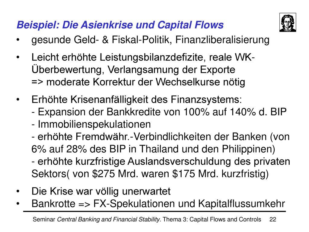 Lokale Finanzliberalisierung
