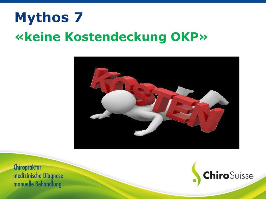 «keine Kostendeckung OKP»