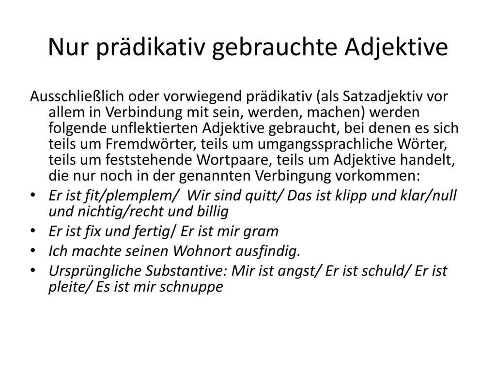 Fantastisch Adjektiv Arbeitsblatt Für Kindergärten Bilder - Super ...