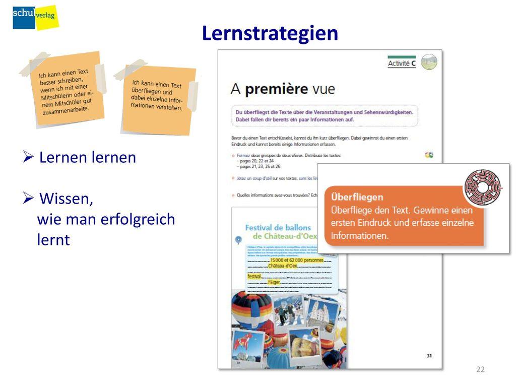 Lernstrategien Lernen lernen Wissen, wie man erfolgreich lernt