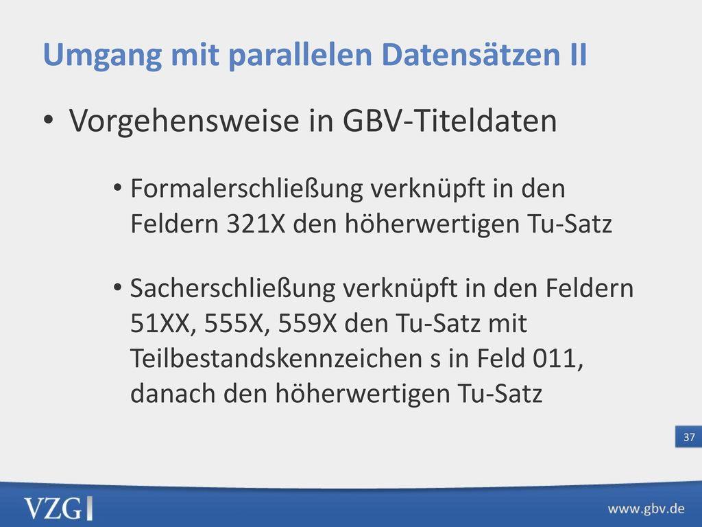 GND im GBV