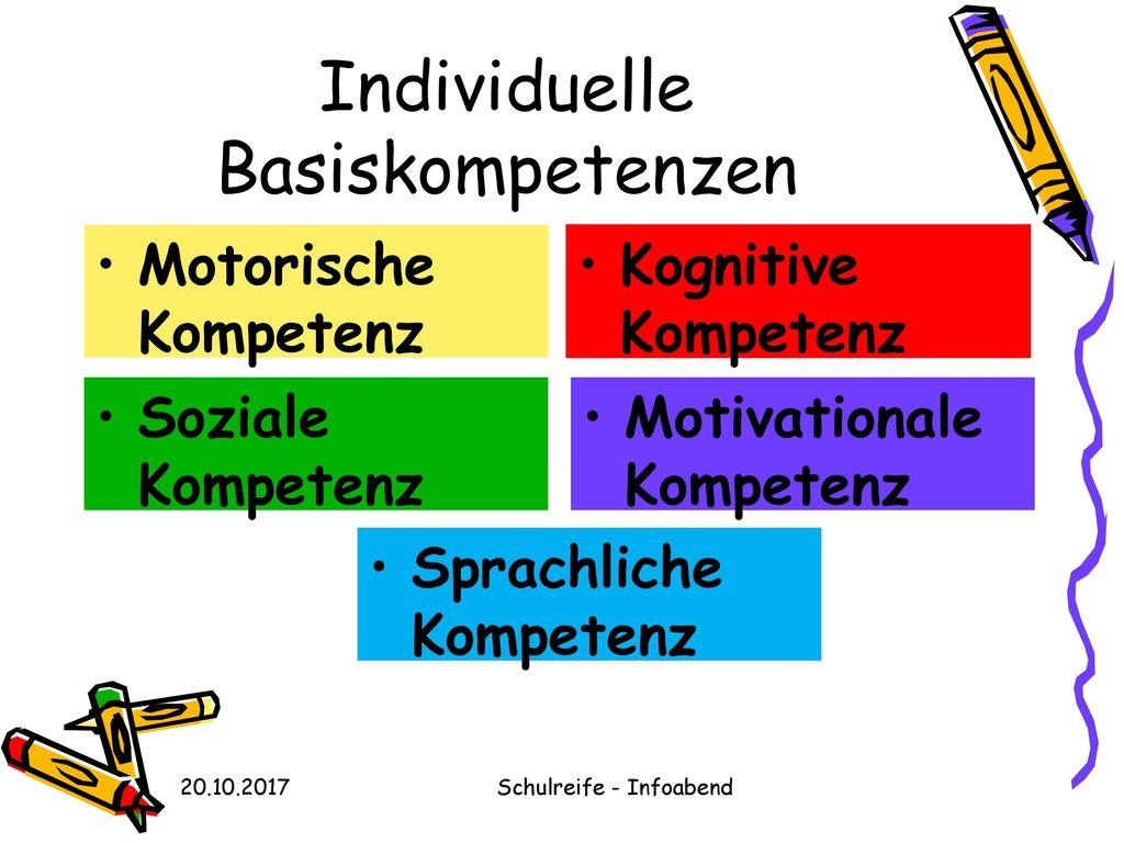 Individuelle Basiskompetenzen