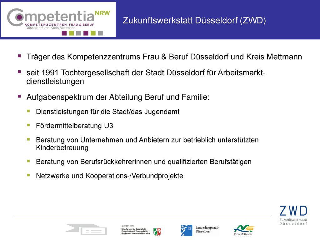 Zukunftswerkstatt Düsseldorf (ZWD)