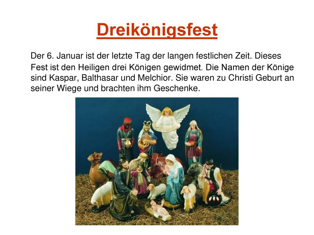 Dreikönigsfest