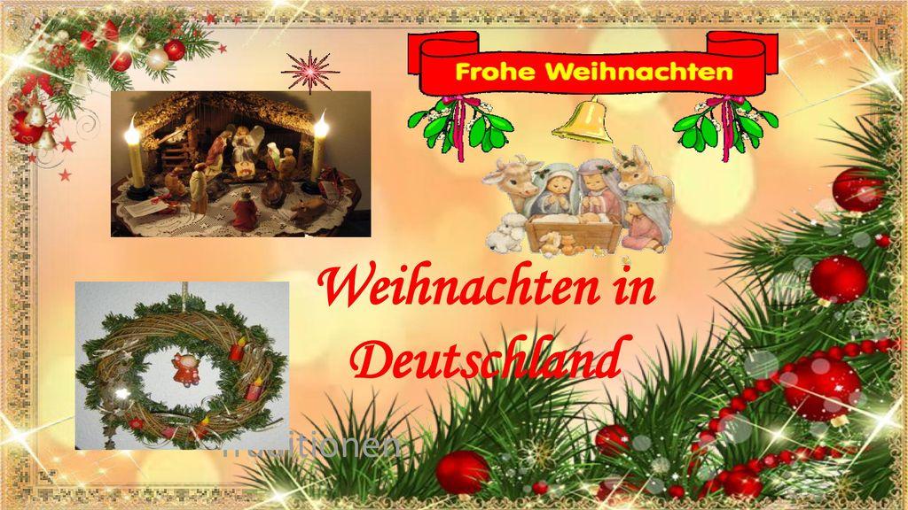 Wann Ist Weihnachten In Deutschland.Weihnachten In Deutschland Traditionen Video