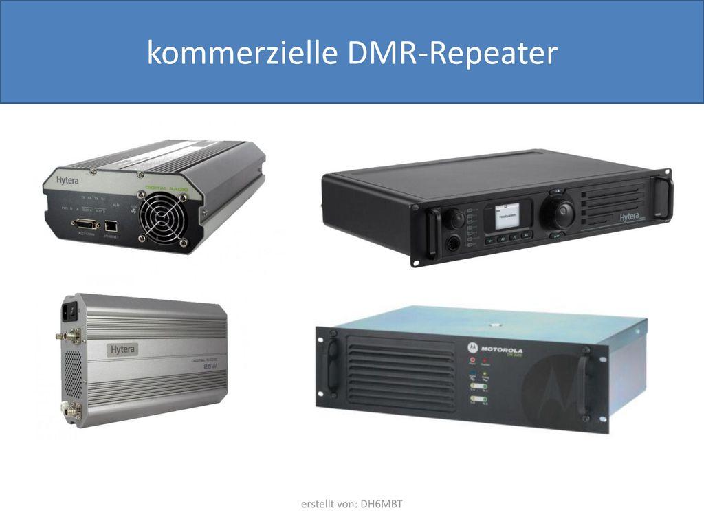 kommerzielle DMR-Repeater